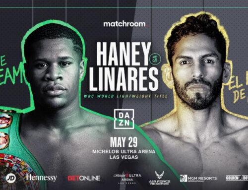 Linares VS Haney